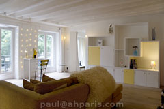 Ah Paris vacation apartment 357 - salon6