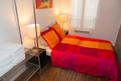 Ah Paris vacation apartment 360 - chambre