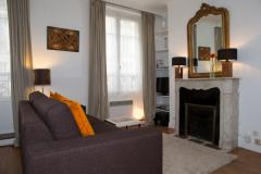 Ah Paris vacation apartment 360 - salon