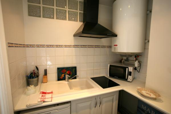 Ah Paris vacation apartment 365 - cuisine