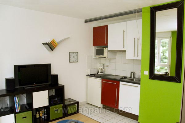 Ah Paris vacation apartment 367 - cuisine