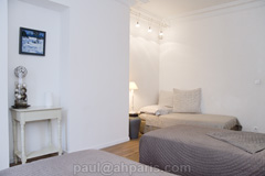 Ah Paris vacation apartment 371 - chambre_3