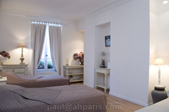 Ah Paris vacation apartment 371 - chambre