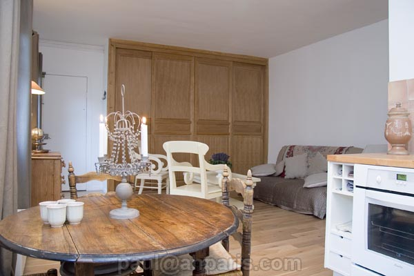 Ah Paris vacation apartment 371 - cuisine2