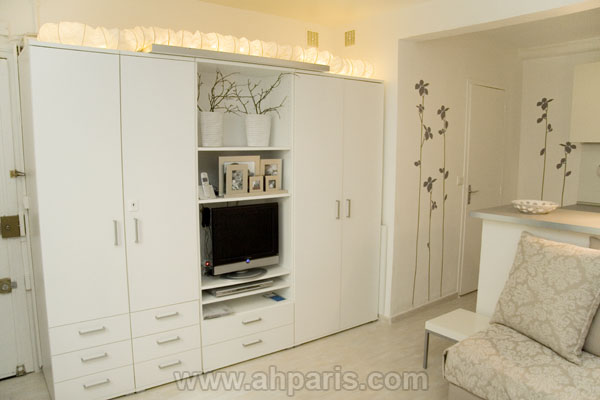 Ah Paris vacation apartment 372 - salon3
