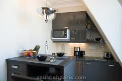 Ah Paris vacation apartment 378 - cuisine