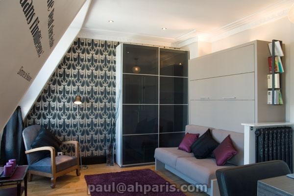 Ah Paris vacation apartment 378 - salon