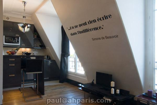 Ah Paris vacation apartment 378 - salon4