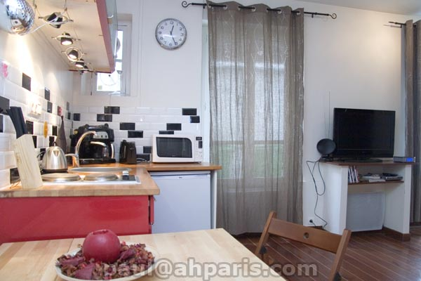 Ah Paris vacation apartment 380 - cuisine2