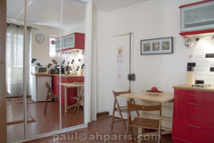 Ah Paris vacation apartment 380 - salon2