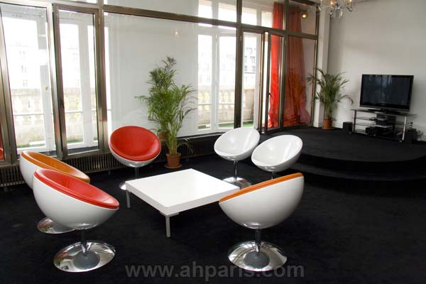Ah Paris vacation apartment 381 - salon2