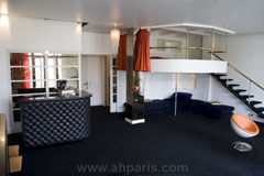 Ah Paris vacation apartment 381 - salon4