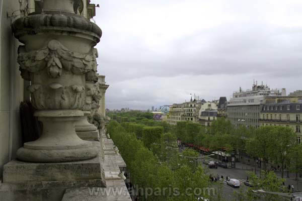 Ah Paris vacation apartment 381 - vue