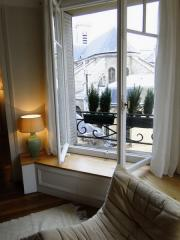 Ah Paris vacation apartment 384 - salon4
