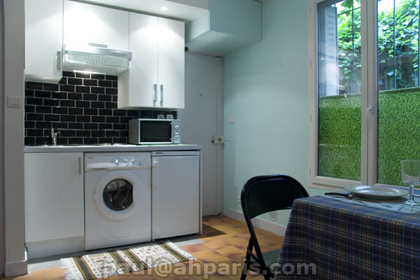 Ah Paris vacation apartment 385 - cuisine
