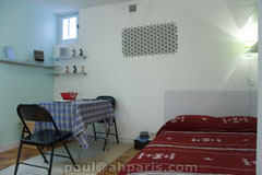 Ah Paris vacation apartment 385 - salon2