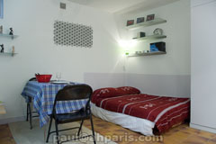 Ah Paris vacation apartment 385 - salon