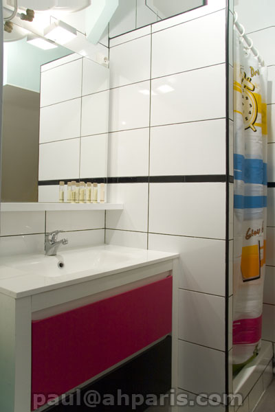 Ah Paris vacation apartment 385 - sdb