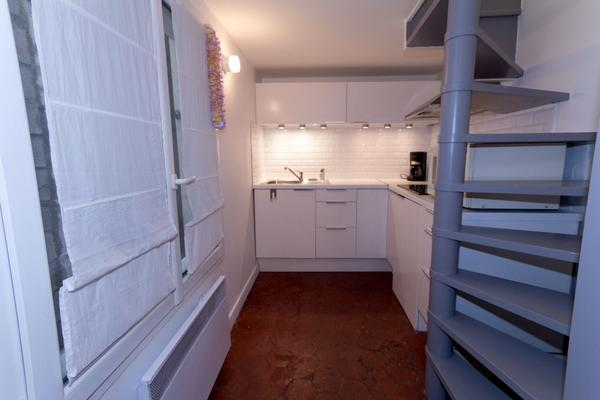 Ah Paris vacation apartment 387 - cuisine