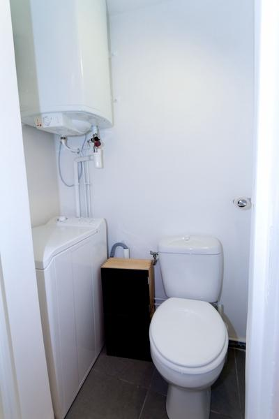 Ah Paris vacation apartment 387 - wc