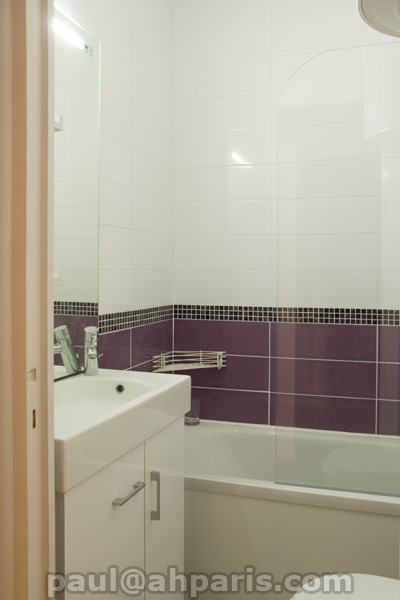 Ah Paris vacation apartment 390 - sdb