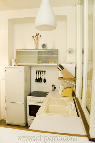 Ah Paris vacation apartment 391 - cuisine2