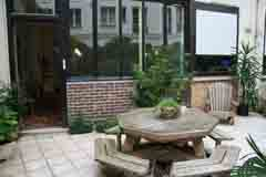 Ah Paris vacation apartment 391 - terrasse2