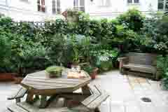 Ah Paris vacation apartment 391 - terrasse3