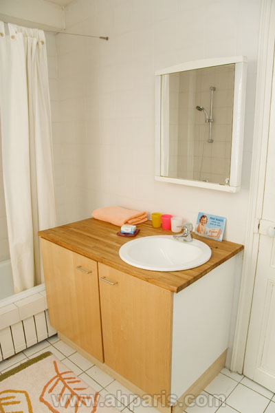 Ah Paris vacation apartment 394 - sdb