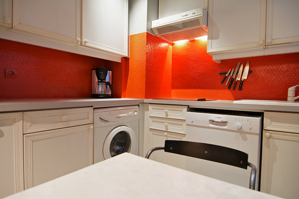 Ah Paris vacation apartment 398 - cuisine2