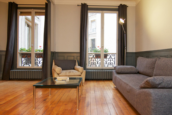 Ah Paris vacation apartment 398 - salon2