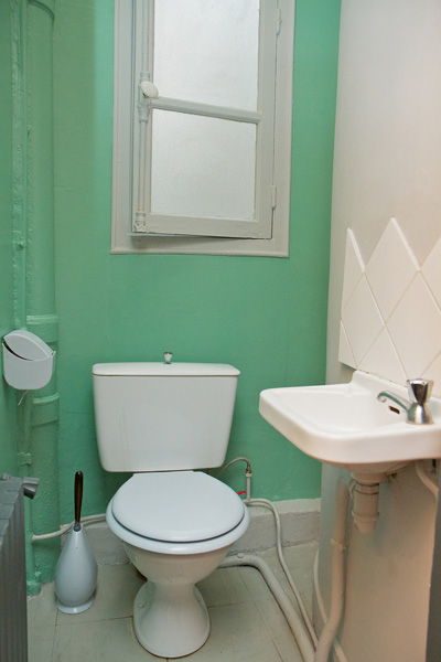 Ah Paris vacation apartment 398 - wc