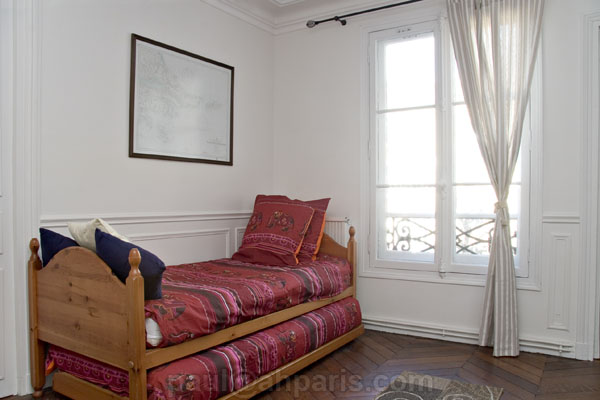 Ah Paris vacation apartment 410 - chambre3