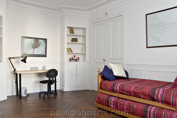 Ah Paris vacation apartment 410 - chambre3_2