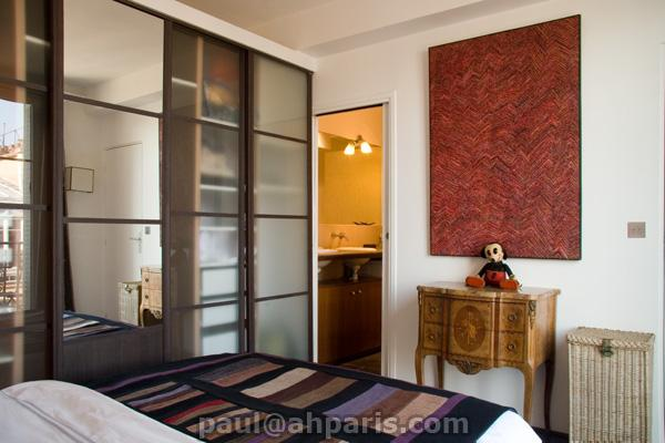 Ah Paris vacation apartment 412 - chambre_3