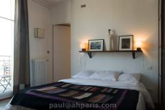 Ah Paris vacation apartment 412 - chambre
