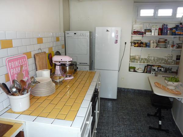 Ah Paris vacation apartment 413 - cuisine