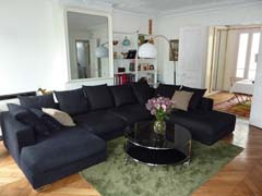 Ah Paris vacation apartment 413 - salon3