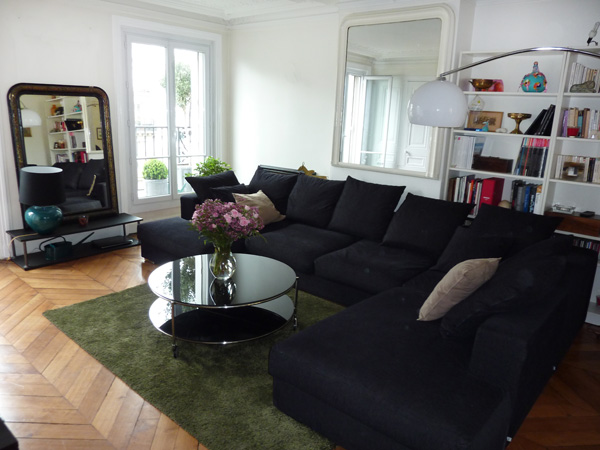Ah Paris vacation apartment 413 - salon4