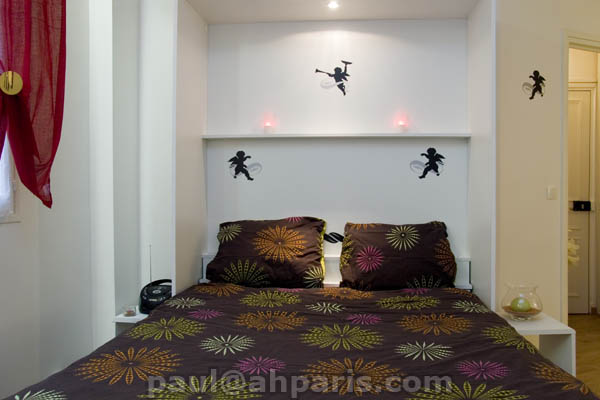 Ah Paris vacation apartment 418 - salon4