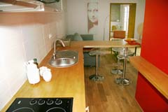 Ah Paris vacation apartment 77 - cuisine