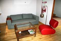 Ah Paris vacation apartment 77 - salon