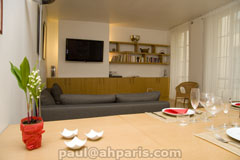Ah Paris vacation apartment 84 - salon3