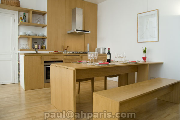 Ah Paris vacation apartment 84 - salon5