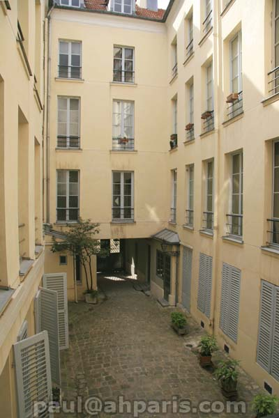 Ah Paris vacation apartment 84 - vue