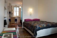 Ah Paris vacation apartment 86 - chambre_2