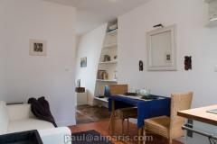 Ah Paris vacation apartment 86 - salon2