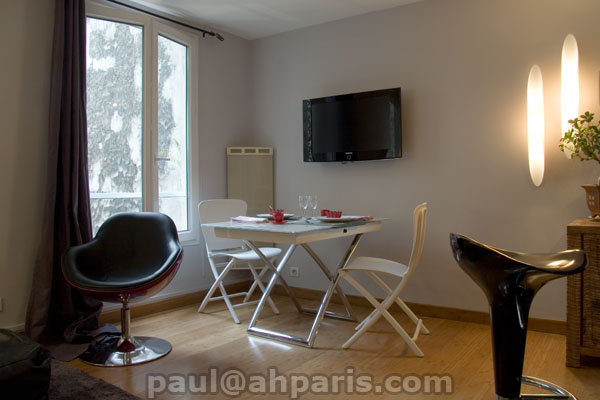Ah Paris vacation apartment 87 - salon2
