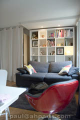 Ah Paris vacation apartment 87 - salon3