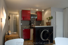 Ah Paris vacation apartment 87 - salon5